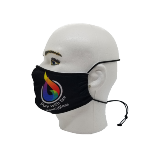 Face Mask Side Profile