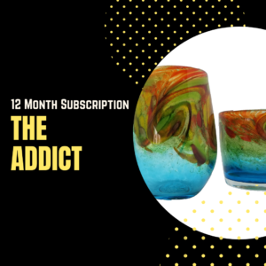 addict 12 month subscription